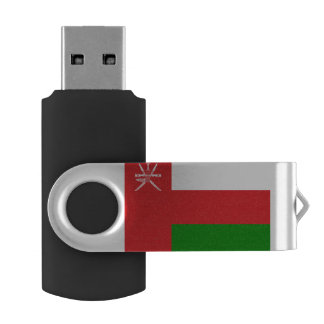 Oman Flag USB Flash Drive