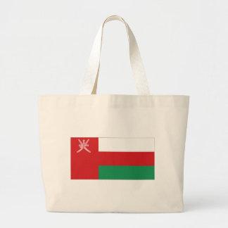Oman National Flag Tote Bags