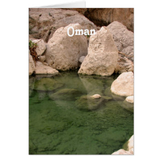 Oman Watering Hole Cards