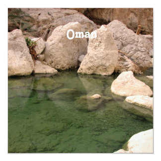 Oman Watering Hole Announcements