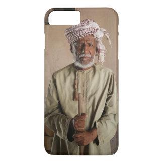 Omani Warrior: Cool Vintage Photo iPhone 7 Plus Case