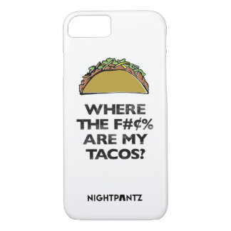 Omar Cano's The S-x&Tacos Phone Case