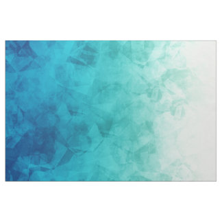 Ombre Ice Turquoise ID115 Fabric