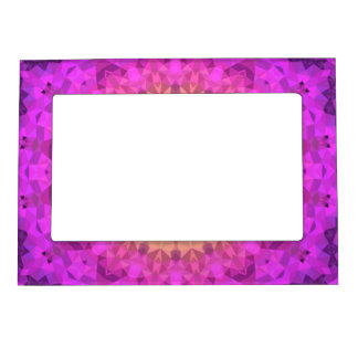 Ombre Kaleidoscope 2 Magnetic Picture Frame