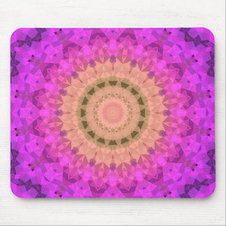 Ombre Kaleidoscope 2 Mouse Pad