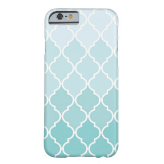 Ombre Quatrefoil iPhone 6 case Barely There iPhone 6 Case