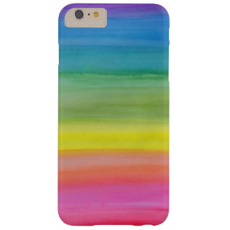 Ombre Watercolor Print Phone Case for iPhone