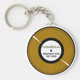 Omega Reunion Keychain