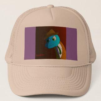 Omega the Snake Trucker Hat