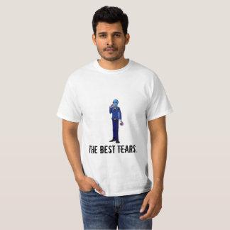 Omegon Drinks Feminist Tears T-Shirt