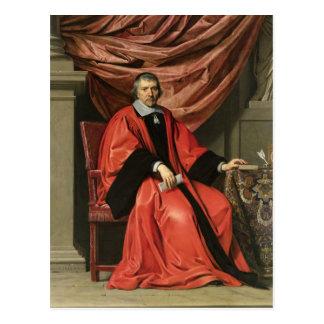 Omer Talon, 1649 Postcard