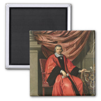 Omer Talon, 1649 Square Magnet