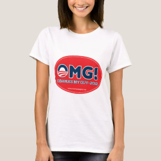 OMG 2012--Obama's My Guy 2012 T-Shirt
