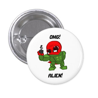OMG! ALIEN! Red Button