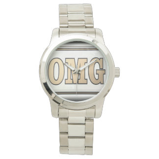 OMG BRAND DESIGNER WATCH