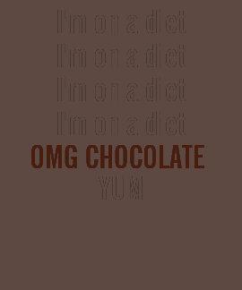 OMG Chocolate Tee Shirts