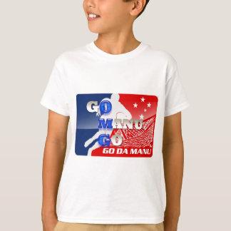 OMG - Go Manu Go T-Shirt
