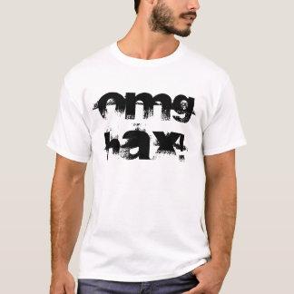 OMG HAX! - Customized T-Shirt
