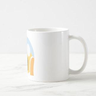 OMG Maupassant Emoji Coffee Mug