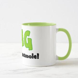 OMG Oh My Guacamole - Funny Coffee Mug