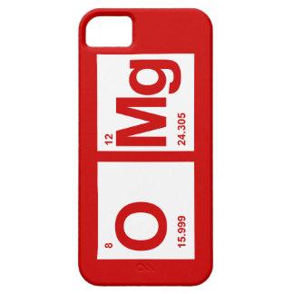 OMg PERIODIC iPhone 5 Cases