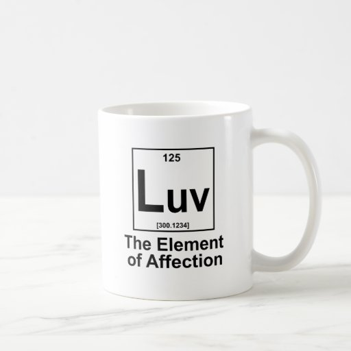 OMG The Element of Surprise Coffee Mug