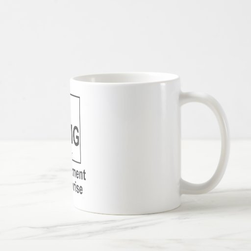 OMG The Element os Surprise Mugs