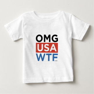 OMG USA WTF BABY T-Shirt