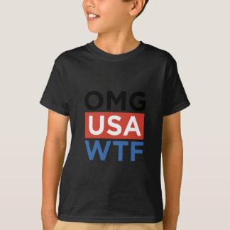 OMG USA WTF T-Shirt