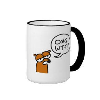 OMG WTF? on a mug