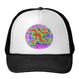 OmMantra:  Om Mantra Power Colors Cap