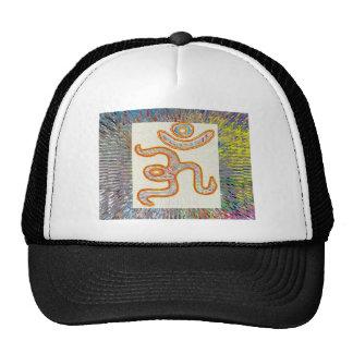OmMantra Yoga Meditation Trucker Hat