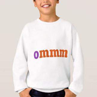 Ommm Meditation Design Sweatshirt