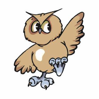 Omni Owl Photo Cutouts