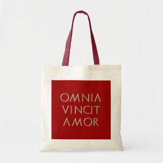 Omnia Vincit Amor Bag