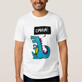 OMNOM! Tee. T-shirts