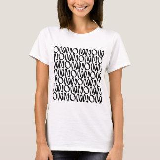 OMNOMNOMNOM 1 White T-Shirt