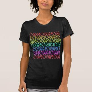 OMNOMNOMNOM 3 Rainbow 1 T-shirts