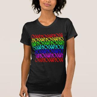 OMNOMNOMNOM 4 Rainbow 2 T-Shirt