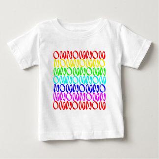 OMNOMNOMNOM 4 Rainbow 2 Tee Shirt