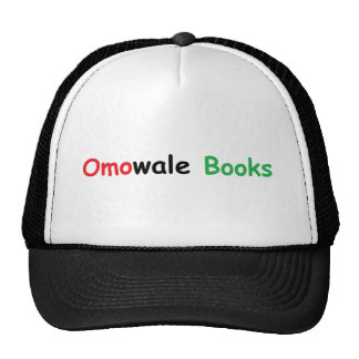 Omowale Books Cap
