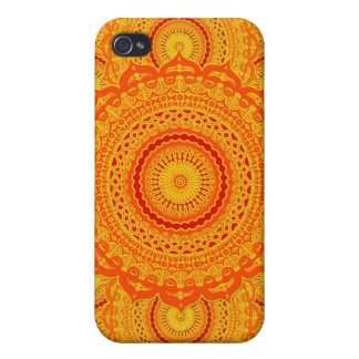 omulyana dancing mandala iPhone 4 case