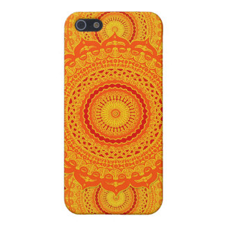 omulyana dancing mandala iPhone 5 case