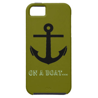 On A Boat Mod iPhone 5 Vibe Case iPhone 5 Covers