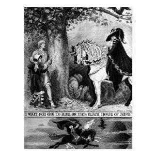 On a Pale Horse Postcard