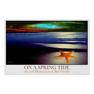 On A Spring Tide Posters