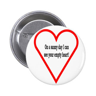 On A Sunny Day Pinback Buttons