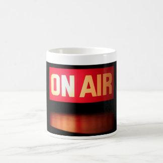 On Air Broadcast Mug