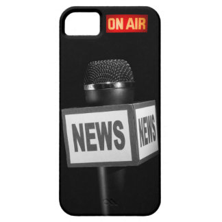 On-Air Microphone Phone Cover iPhone 5 Covers
