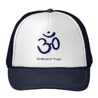 On Board Yoga Mesh Hats